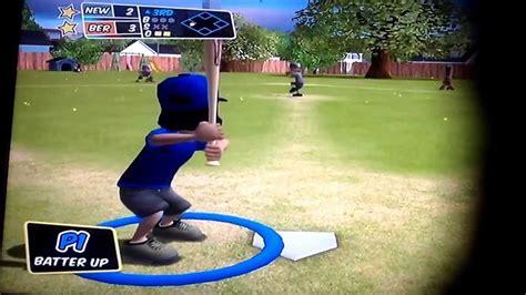 Backyard Baseball Story Mode, Game 1 Pablo Sanchez Comes