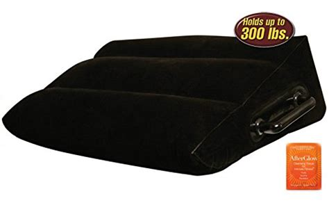 inflatable position pillow triangle comfortable black bed bedroom cushion bolster furniture