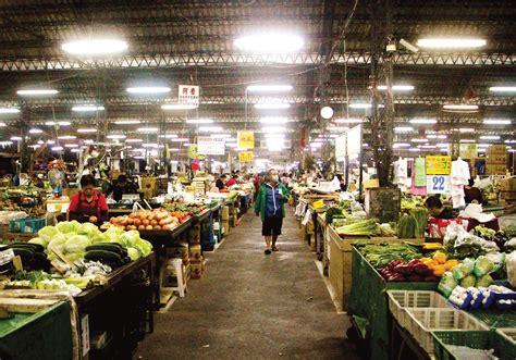 Kaohsiung's massive but organized wholesale market ...