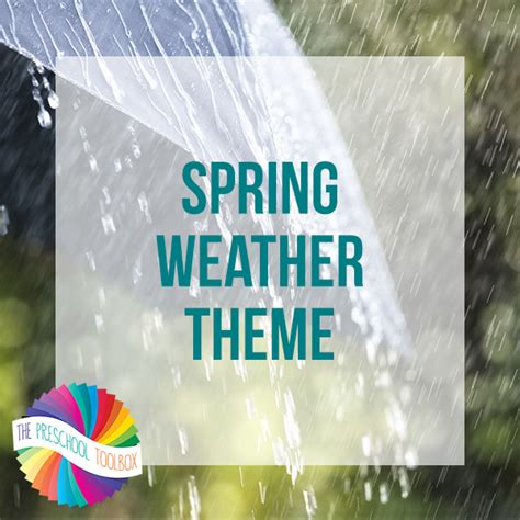 weather theme for preschool the preschool toolbox 794 | spring