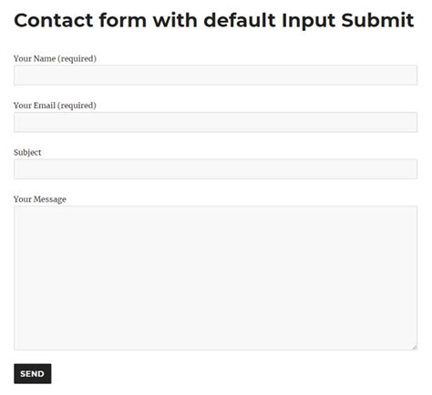 using an html5 button element as contact form 7 submit