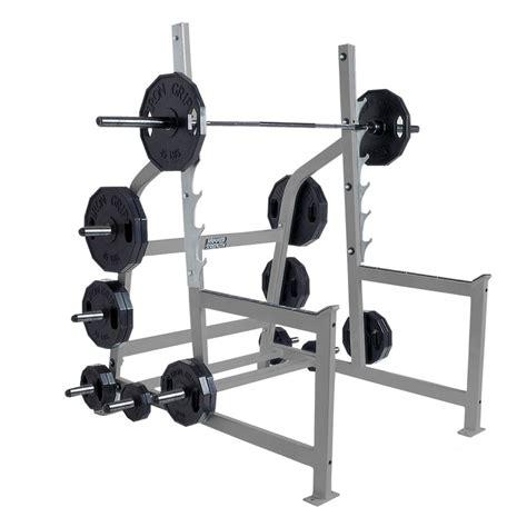 Hammer Strength Olympic Squat Rack  Life Fitness