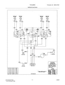 Parts For Tappan Tefbwe Range Appliancepartspros