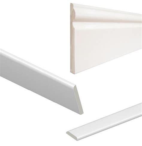 White Upvc Window Sill by Upvc Architrave Plastic Skirting Board Window Sill