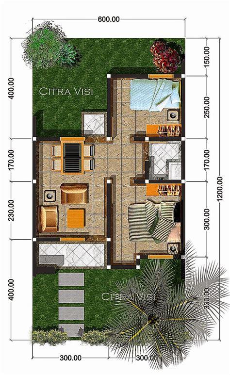 desain rumah minimalis type  gallery taman minimalis
