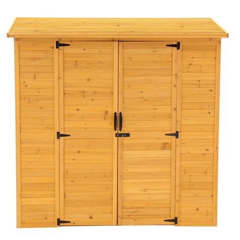 Suncast Vertical Storage Shed Bms5700 by Suncast 2 Ft 8 In X 4 Ft 5 In X 6 Ft Large Vertical