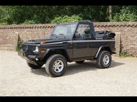 By the time i came in the vehicle i came into was being sold. MERCEDES-BENZ G-Class(1979-) d'epoca in vendita OldCar24