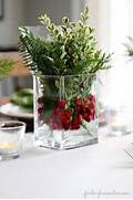 Wedding Centerpiece With Red Christmas BallsWedWebTalks  WedWebTalks