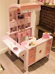 Spielzeug Für Mädchen : kaufladen rosa wei shabby landens kitchen kids ~ A.2002-acura-tl-radio.info Haus und Dekorationen