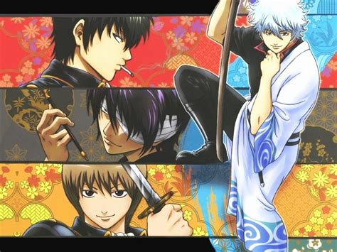 gintama personnages