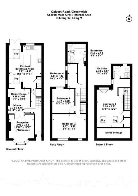 Semidetached House Plan - Zion Star