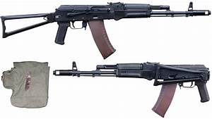 Romanian Ak74  Manufactured At The Romethnica Company
