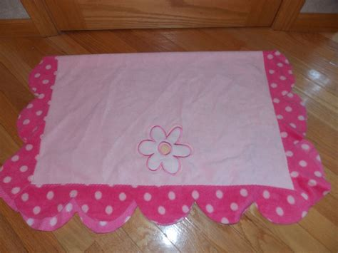 Carters Child Of Mine Pink Polka Dot Petal Fleece Baby Blanket Flower Single Electric Blanket Big W Hudson Bay Point Capote Easy Crochet Edging Baby Fleece I Want To Learn Knit A Heating Kmart Zigzag Border Patterns Knitting Minky Instructions
