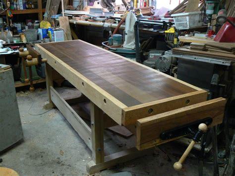idea    workbench finewoodworking