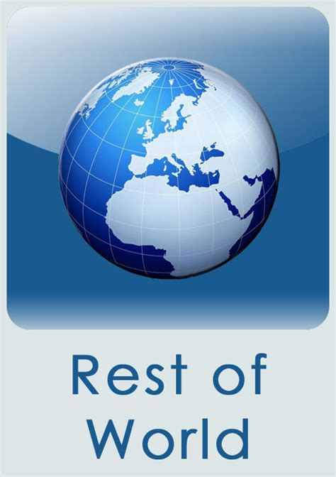 Rest Of The World Icon  Free Icons