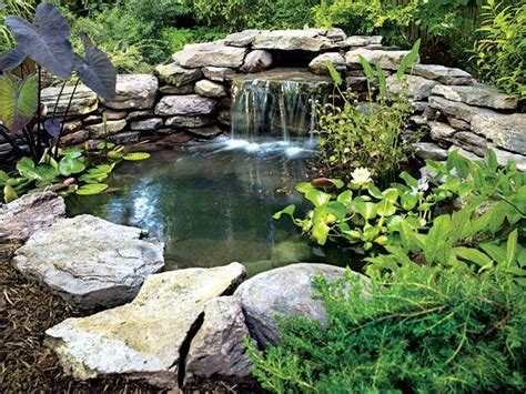 Top 17 Brick & Rock Garden Waterfall Designs  Start An. Gold Table Base. Vanity For Bedroom. Unique Wall Art. Small Dining Room. How Much Does It Cost To Paint Kitchen Cabinets. Fireplaces Ideas. Double Fireplace. Above Counter Sinks