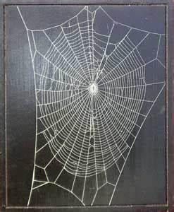 Order Your Unique Spider Web Plaques from Knight's Spider ...