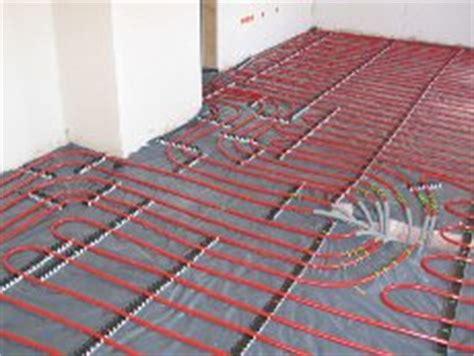 Fußbodenheizung Trockensystem Kosten by Fu 223 Bodenheizung Aufbau Systeme Kosten Vorteile