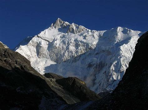 Top 5 Mountain Peaks Of India