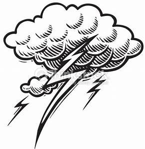 Lightning Bolt Fast As Lightning One Stormy Night Also ...