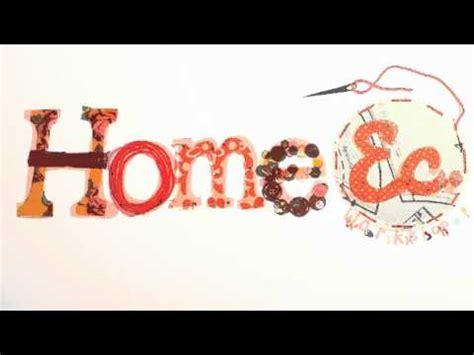 HOME EC LOGO - YouTube