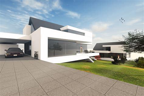 Moderne Architektur Satteldach by Hanghaus Satteldach Moderne Architektur By Http Www Flow