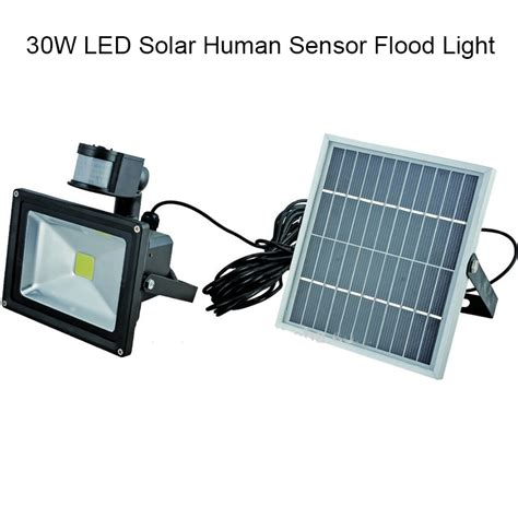 sale 30w solar power led flood l motion sensor