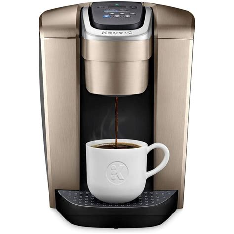 Does walmart offer valuable coffee? Keurig K-Elite Coffee Maker, Single Serve K-Cup Pod Coffee Brewer, With Iced Coffee Capability ...