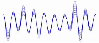Sound Wave Clipart Illustrator Waves Geluidsgolf Transparent
