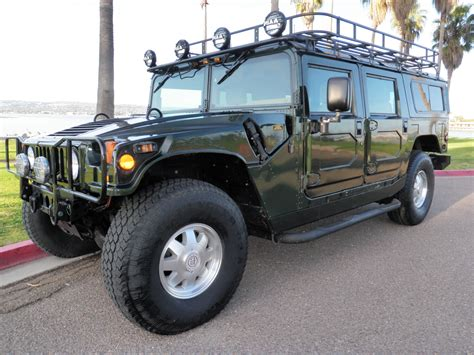 Modified Hummer H1 « The Hummer Guy