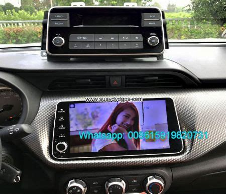 nissan micra 2017 radio car android wifi gps navigation all audio electronics