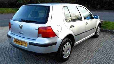 volkswagen mk4 golf 1 6 automatic service history car for sale