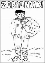 Olentzero Colorear Domingi Mari Imagen Imagenes Eta Navidad Coloring Dibujos Trapper Template Marrazkia Resultado Margotzeko Marrazkiak Imprimir Infantil Mas Xmas sketch template