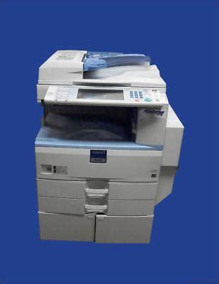 Savin 9233 Black And White Multifunction Copier