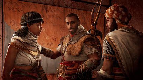 creed origins assassin hidden ones screenshots ps4 game profile