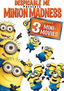 Minions 3 Streaming : despicable me presents minion madness streaming ~ Medecine-chirurgie-esthetiques.com Avis de Voitures