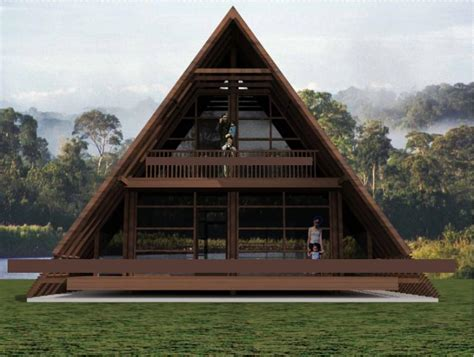 modern a frame house plans i triangle houses my style triangle