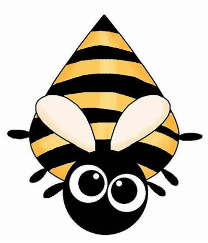 Bee Bumble Bees Clip Clipart Honey Bugs