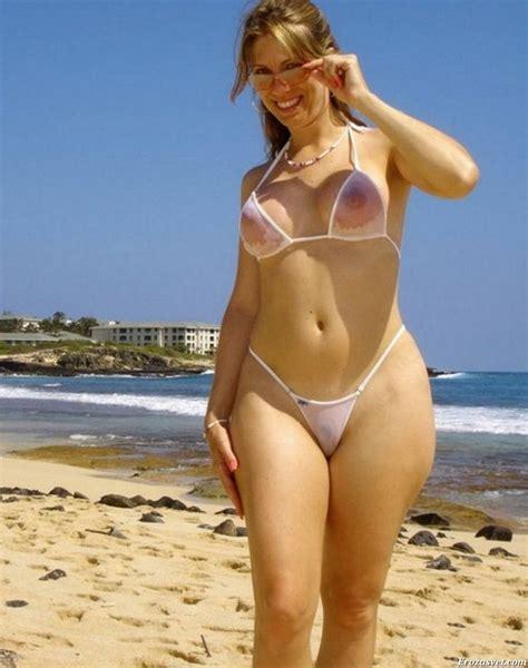Женщины в бикини на частных фото - Эротические фото засветы