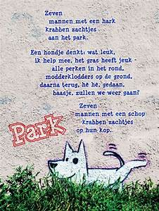 Gedicht Der Lattenzaun : aan de muur po zieposters po zieposter park edward van ~ Lizthompson.info Haus und Dekorationen