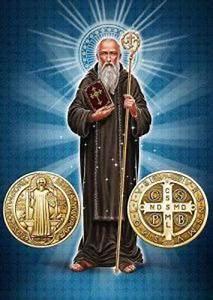 San Benito De Nursia  Padre De Europa