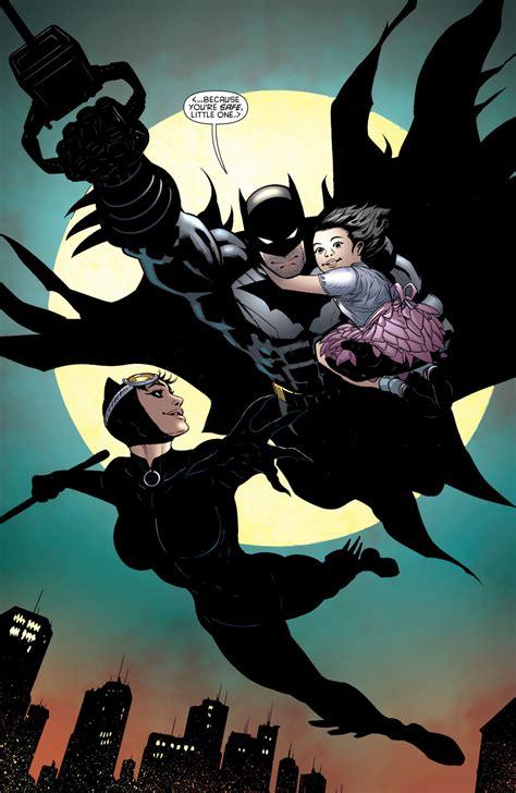 Bat And Cat Romance — Batman And R̶o̶b̶i̶n Catwoman New