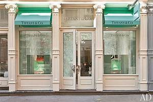 Tiffany & Co Opens a New Boutique in SoHo Architectural