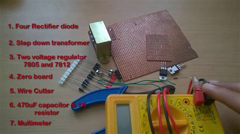 power supply adapter ac  dc