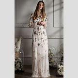 Long Sleeve Lace Wedding Dress Open Back | 736 x 1177 jpeg 111kB