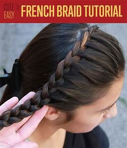 How To French Braid DIY Projects Craft Ideas How Tos