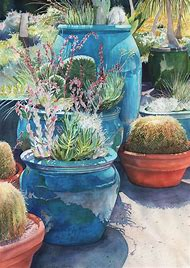 Watercolor Lorraine Watry