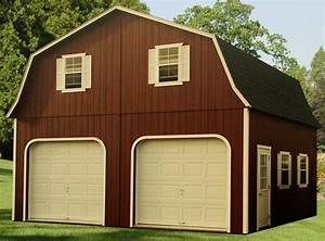 24x24 double wide two story barn capitol sheds With 24x24 horse barn