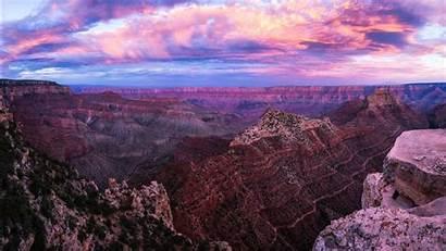 Canyon Sunset 4k Grand Nature During 1366