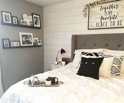 Modern Home Decor Ideas Bedroom by 16 Modern Farmhouse Bedroom D 233 Cor Ideas Ideacoration Co